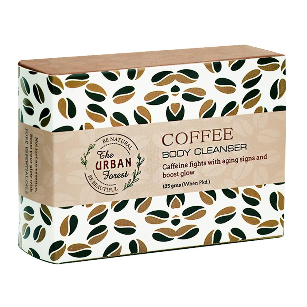 Coffee Body Cleanser