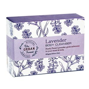 Lavender Body Cleanser