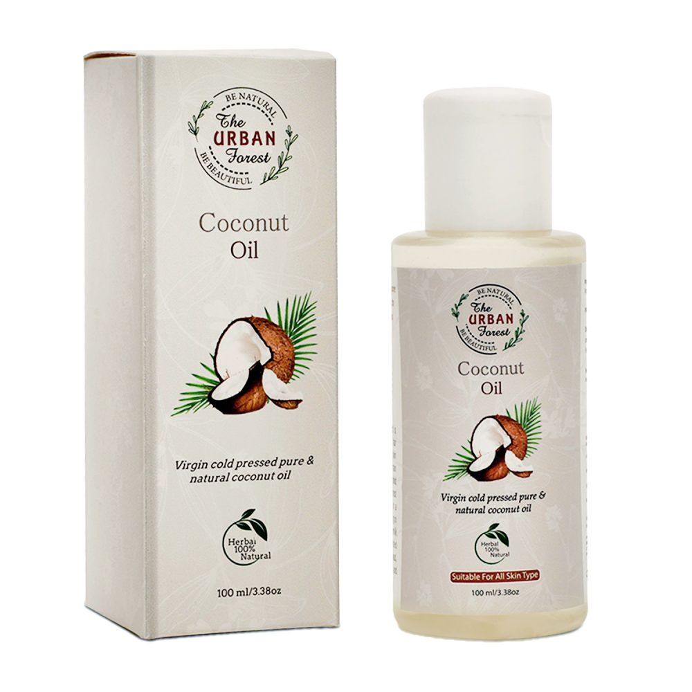 Virgin coconut oil,