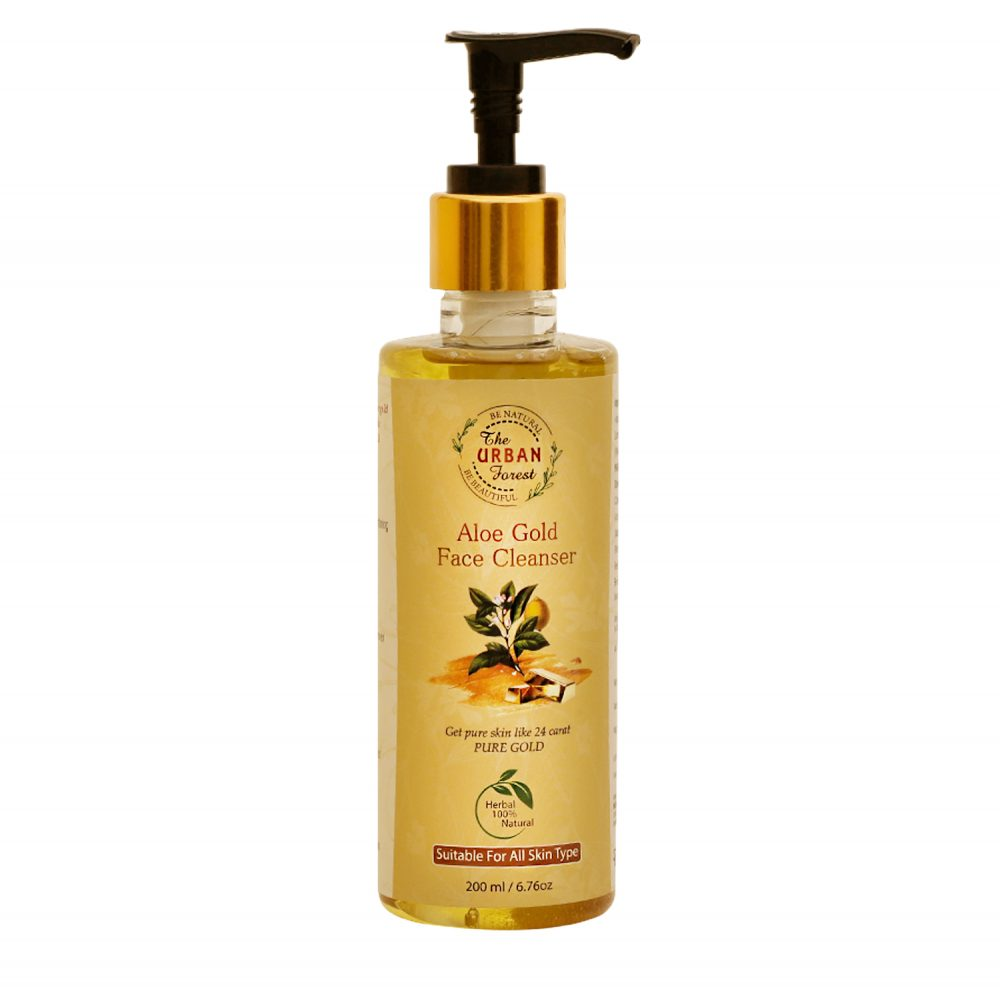 Aloe Gold Face Cleanser