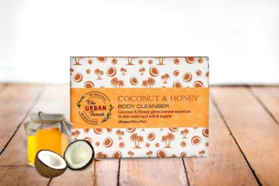 Coconut & Honey Body Cleanser