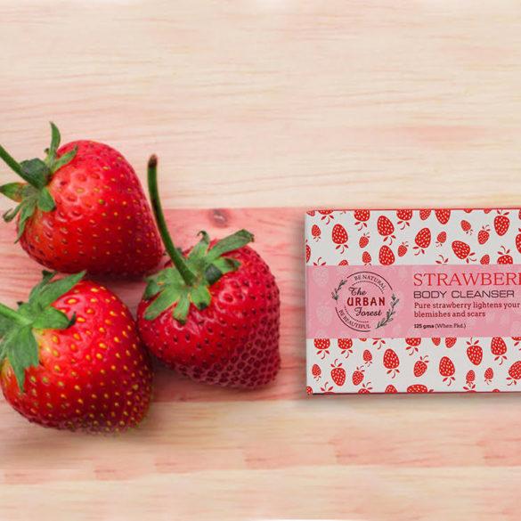 Strawberry Body Cleanser